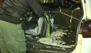 Magdalena: detienen a ladrones que provocaron violenta balacera