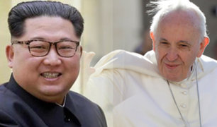 Kim Jong-un quiere que el Papa Francisco visite Corea del Norte