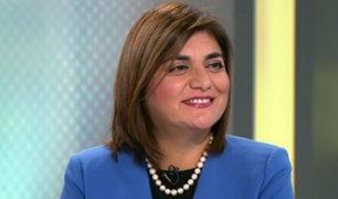 """Diana Seminario: """"Vizcarra buscaría mantener la tensión con el Congreso"""""""