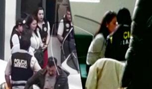 Cercado de Lima: lideresa de Fuerza Popular permanece en Prefectura