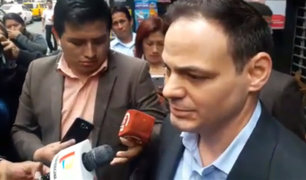 "Mark Vito: esperamos resolución ""justa, jurídica y favorable"""