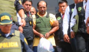 PJ dicta cadena perpétua contra César Alva Mendoza, asesino de Jimenita
