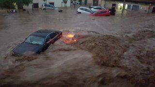 España: inundaciones en Saint Llorenç ya cobran al menos 6 muertos