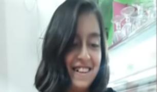 Comas: continúa búsqueda de niña de 12 años desaparecida camino a su colegio