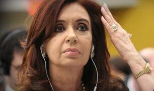 Argentina: se inició juicio por corrupción contra expresidenta Cristina Fernández
