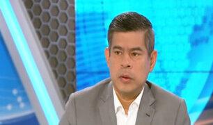 """Luis Galarreta sobre Keiko Fujimori: """"La venganza se ha disfrazado de justicia"""""""