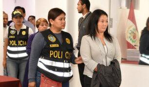 """Rechazan recursos de casación de Keiko Fujimori y Fuerza Popular por caso """"cocteles"""""""