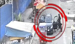 VMT: Habla mujer víctima de robo de 7 mil soles