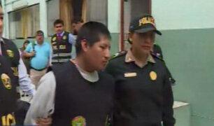 Capturan a sujeto que lanzó bomba molotov a una mujer en La Victoria