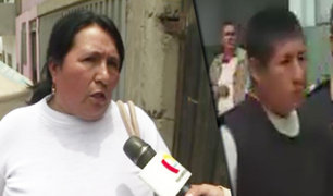 Mujer que fue atacada con bomba molotov exige máxima sanción para su agresor