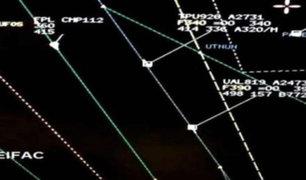 YouTube: Seis vuelos avistan ovnis en Chile casi simultáneamente [VIDEO]