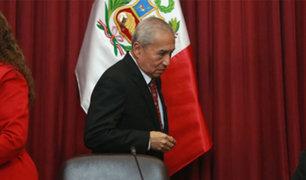 Reacciones tras cese de la adjunta del fiscal José Domingo Pérez