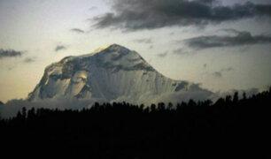Nepal: violenta tormenta de nieve deja por lo menos 8 alpinistas muertos