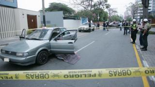 Sicarios asesinan a balazos a abogada en Manchay