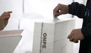 Esta es la cédula de votación para el referéndum del 9 de diciembre