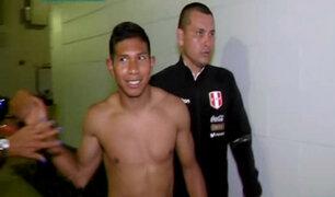 Tras goleada a Chile, jugadores se despidieron emotivamente de los hinchas