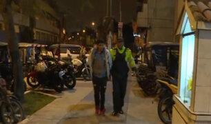 La Victoria: mujer denuncia que expareja intentó matarla