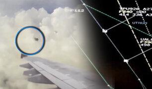 Chile: seis aviones comerciales registran avistamiento de ovnis al mismo tiempo