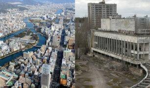 ¿Por qué se puede vivir en Hiroshima y Nagasaki pero no en Chernóbil?