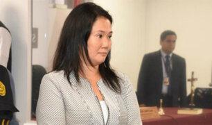 Keiko bajo arresto: por dinero de Odebrecht para campaña y falsos aportantes