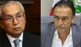 Denuncia constitucional contra Becerril y Chávarry fue archivada