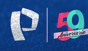 Panamericana Televisión cumple 59 años dejando huella