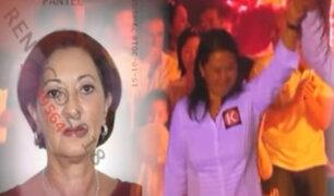 Ana Herz y Pier Figari fueron detenidos y allanan sus viviendas