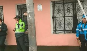 SMP: mujer con depresión envenenó a sus dos menores hijos