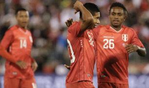 Amistoso con EEUU: Perú no se dejó vencer e igualó a los 5 minutos de terminar partido