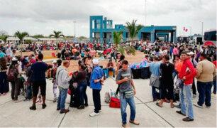 Venezolanos nuevamente deberán mostrar pasaporte para ingresar a Perú