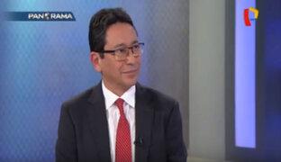 Humberto Abanto: se está manipulando el sistema judicial