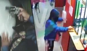 Jaén: vigilante de casino es asesinado de un disparo durante asalto