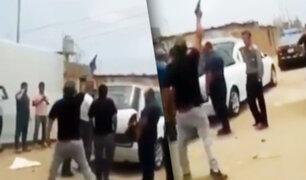 """Trujillo: con disparos dan """"último adiós"""" a peligroso delincuente durante su entierro"""