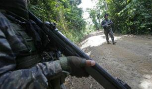 Vraem: abaten a terrorista 'Miguel Bomba' en Ayacucho