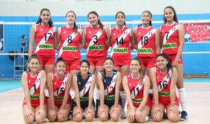 Sudamericano Sub 20 de Vóley: Perú venció 3-0 a Chile