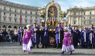 Vaticano: Papa Francisco bendecirá la imagen del Señor de los Milagros