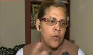 Chorrillos: mujer denuncia haber sido estafada tras la compra de su vehículo