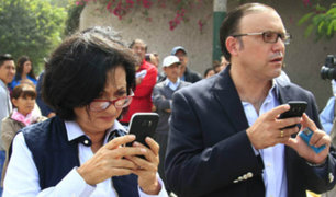 Pier Figari y Ana Herz fueron puestos en libertad