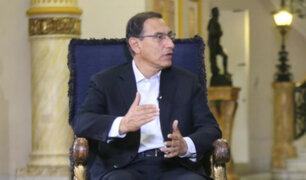 Presidente Vizcarra anunció captura de ex juez Hinostroza en España