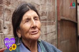 Después de 61 años Delia Saavedra logra reencontrarse con sus hermanas