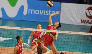 Perú juega hoy con Chile por el bronce del Sudamericano de Voleibol U20