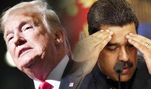 """Según diario """"ABC"""", Estados Unidos se prepara para caída de Nicolás Maduro"""