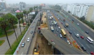MML podría continuar construyendo el intercambio vial El Derby