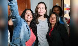 Diosdado Cabello arremete contra Angelina Jolie y su misión por los refugiados