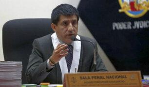 Caso Humala: desestiman recusación contra juez Concepción Carhuancho