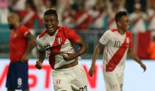 """Oblitas: """"En estos momentos estamos mejor que Chile"""""""