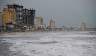Huracán Willa alcanzará las costas del Pacífico mexicano en las próximas horas