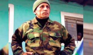 Antauro Humala lanza candidatura presidencial desde prisión