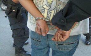 Ate: capturan a sujeto acusado de tocamientos indebidos a una menor