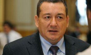 Rolando Reátegui confirma que acudió a la Fiscalía a decir su verdad